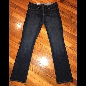 NWOT-GAP 1969 Dark Rinse Jeans